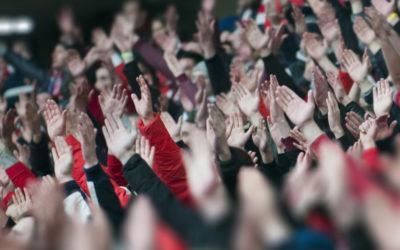 Aufatmen im Hallensport – Mit mehr Zuschauern in die Saison